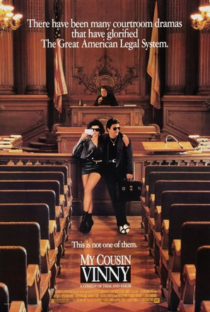 My Cousin Vinny - Movie Poster (thumbnail)