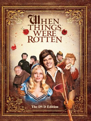 """""""When Things Were Rotten"""" - DVD movie cover (thumbnail)"""