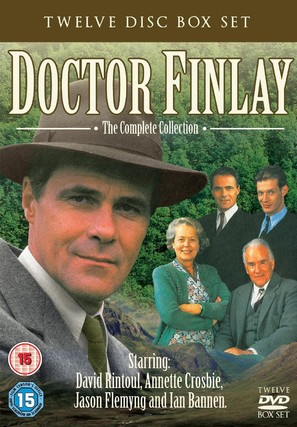 """Doctor Finlay"" - British Movie Cover (thumbnail)"