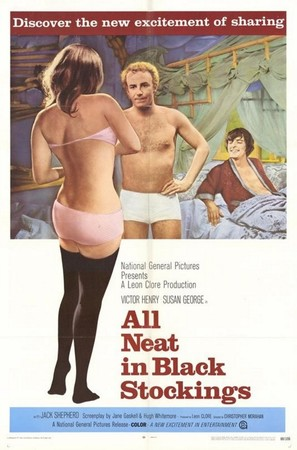 All Neat in Black Stockings - Movie Poster (thumbnail)