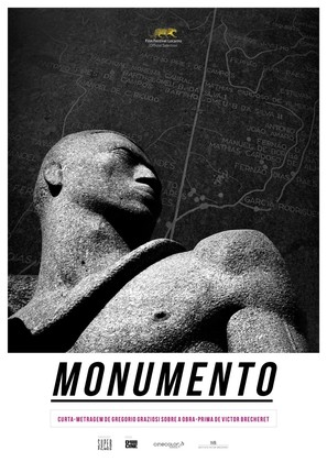 Monumento - Brazilian Movie Poster (thumbnail)