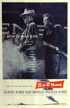 3:10 to Yuma - Movie Poster (thumbnail)