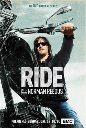 """Ride with Norman Reedus"" - Movie Poster (thumbnail)"