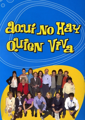 """""""Aquí no hay quien viva"""" - Spanish Movie Cover (thumbnail)"""