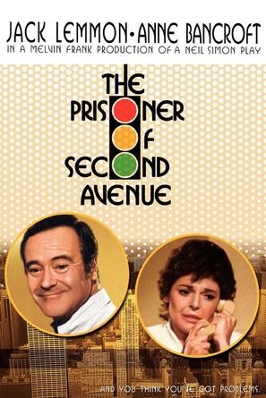 The Prisoner of Second Avenue - Movie Cover (thumbnail)