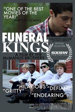 Funeral Kings - Movie Poster (thumbnail)