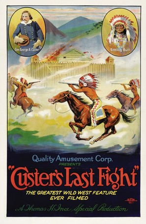 Custer's Last Raid - Movie Poster (thumbnail)