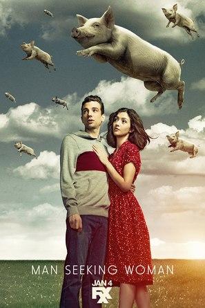 """Man Seeking Woman"" - Movie Poster (thumbnail)"