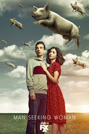 """Man Seeking Woman"" - Movie Poster (thumbnail)"