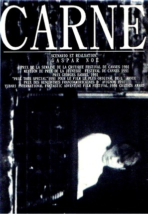 Carne - French Movie Poster (thumbnail)
