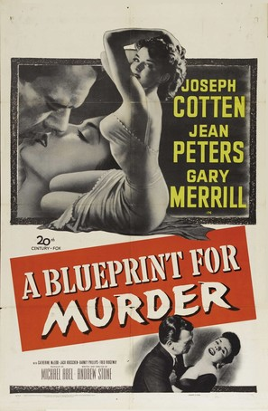 A Blueprint for Murder - Movie Poster (thumbnail)