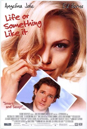 Life Or Something Like It - Movie Poster (thumbnail)