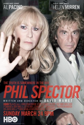 Phil Spector - Movie Poster (thumbnail)