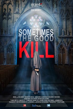 Sometimes the Good Kill - Canadian Movie Poster (thumbnail)
