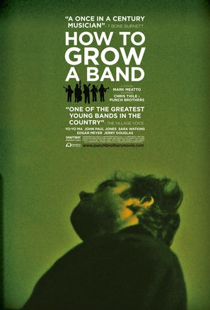 How to Grow a Band - Movie Poster (thumbnail)