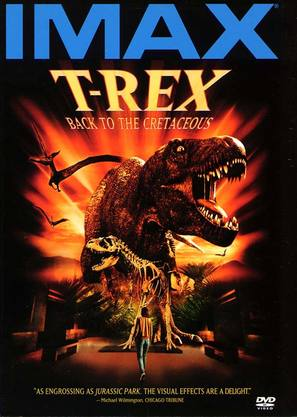 T-Rex: Back to the Cretaceous - poster (thumbnail)