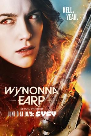 """""""Wynonna Earp"""" - Movie Poster (thumbnail)"""
