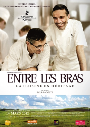 Entre les bras - French Movie Poster (thumbnail)