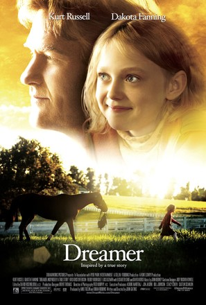 Dreamer: Inspired by a True Story - Movie Poster (thumbnail)