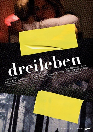 """Dreileben"" - German Movie Poster (thumbnail)"