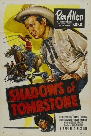 Shadows of Tombstone - Movie Poster (thumbnail)