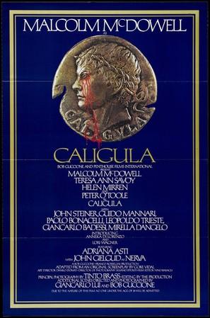 Caligola - Theatrical poster (thumbnail)