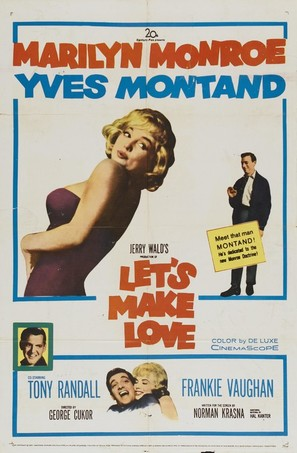 Let's Make Love - Movie Poster (thumbnail)