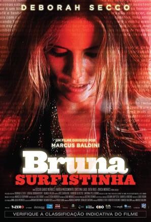 Bruna Surfistinha - Brazilian Movie Poster (thumbnail)