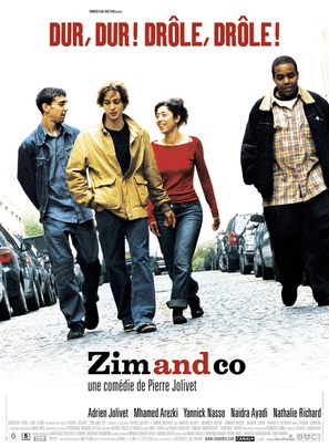 Zim and Co. - French poster (thumbnail)