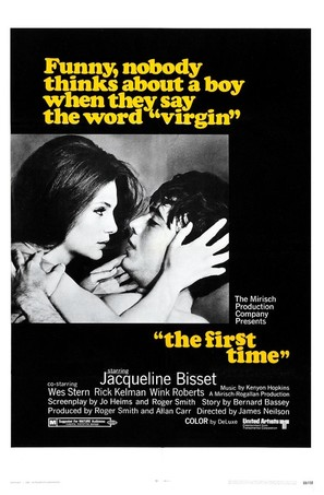 The First Time - Theatrical poster (thumbnail)