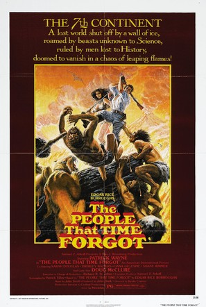 The People That Time Forgot - Movie Poster (thumbnail)