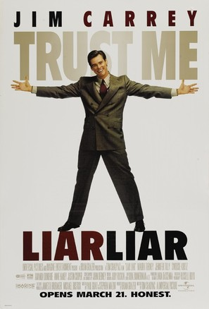 Liar Liar - Movie Poster (thumbnail)