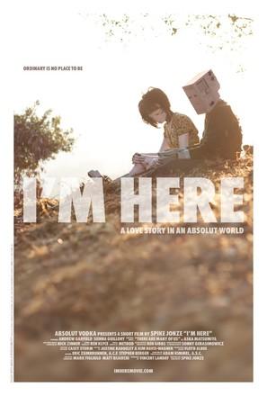 I'm Here - Movie Poster (thumbnail)