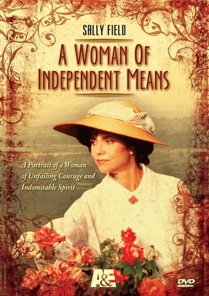"""""""A Woman of Independent Means"""" - DVD movie cover (thumbnail)"""