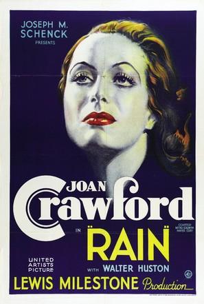 Rain - Theatrical poster (thumbnail)
