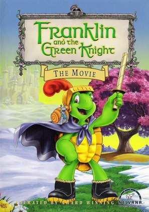 Franklin and the Green Knight: The Movie - Movie Cover (thumbnail)