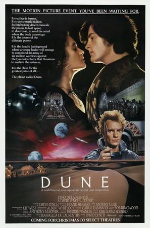 Dune - Movie Poster (thumbnail)