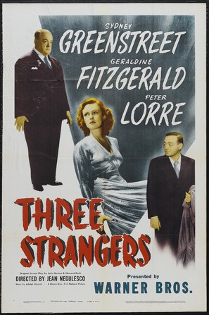 Three Strangers - Movie Poster (thumbnail)
