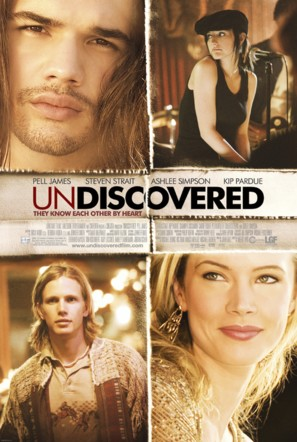 Undiscovered - Movie Poster (thumbnail)