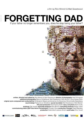 Forgetting Dad - British Movie Poster (thumbnail)