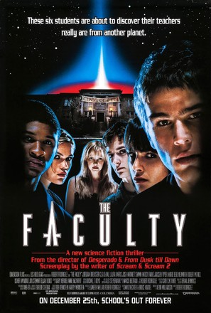 The Faculty - Movie Poster (thumbnail)