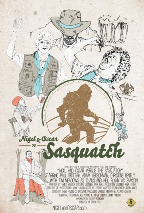 Nigel & Oscar vs. The Sasquatch