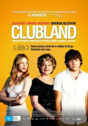 Clubland - Movie Poster (thumbnail)