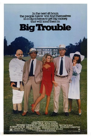 Big Trouble - Movie Poster (thumbnail)