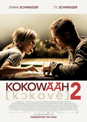 Kokowääh 2 - German Movie Poster (thumbnail)