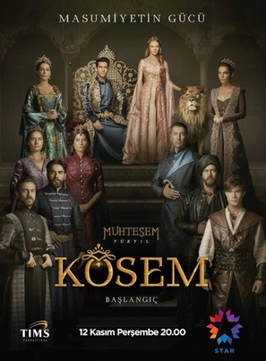 """Muhtesem Yüzyil: Kösem"" - Turkish Movie Poster (thumbnail)"