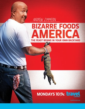 """Bizarre Foods America"" - Movie Poster (thumbnail)"
