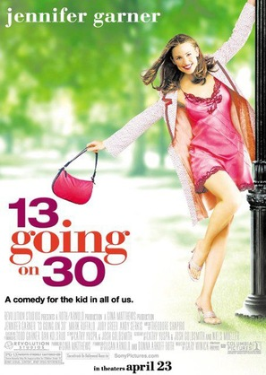 13 Going On 30 - Movie Poster (thumbnail)