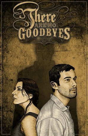 There Are No Goodbyes - Movie Poster (thumbnail)