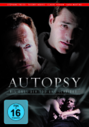 Autopsy - German Movie Cover (thumbnail)